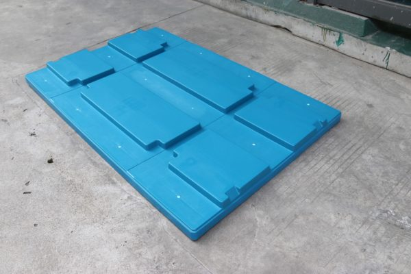 plastic containers bulk foldable