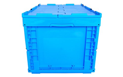 32l folding crate fold up crates
