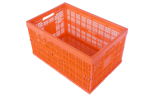collapsible pallet boxes plastic