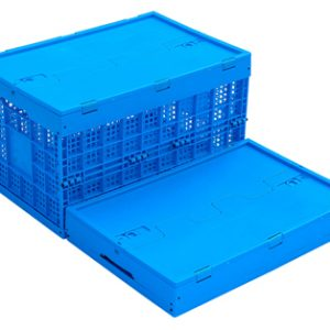 collapsible storage boxes
