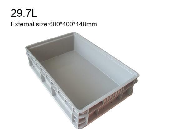 crate storage bins