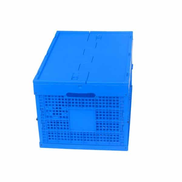 folding box plastic