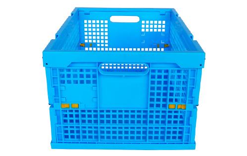 folding collapsible storage box