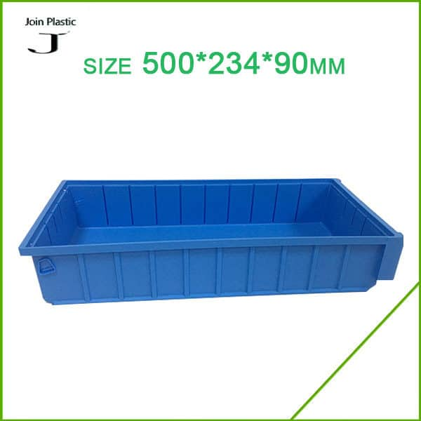 parts bins plastic