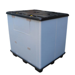 plastic collapsible bulk containers