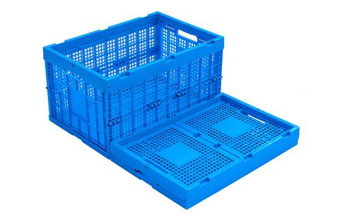 plastic crates for storage