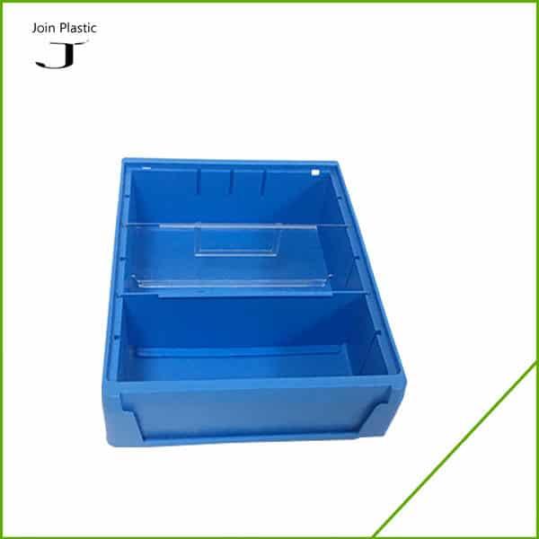 plastic parts bin