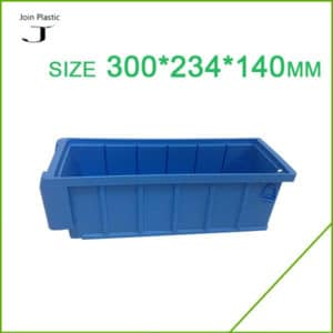 plastic spare parts bins