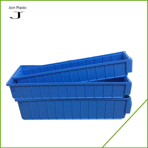 plastic storage bins drawers