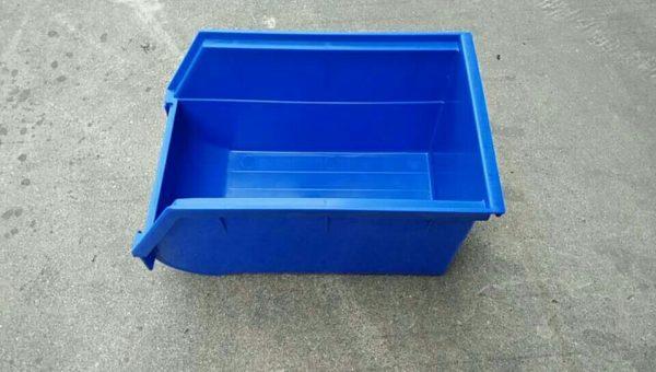 shelves for storage bins