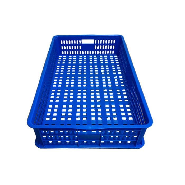 Turnover Mesh Basket Pizza Crate Plastic Containers Supplier